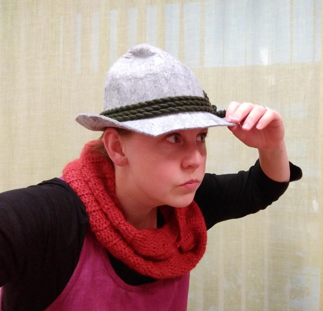 Ilmiö nimeltä hassu hattu